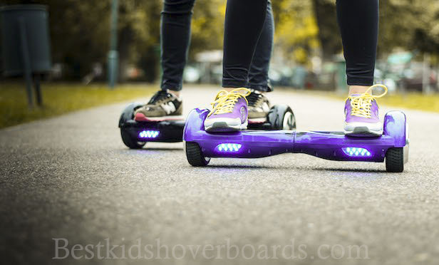 How to avoid accidents while riding a hoverboard
