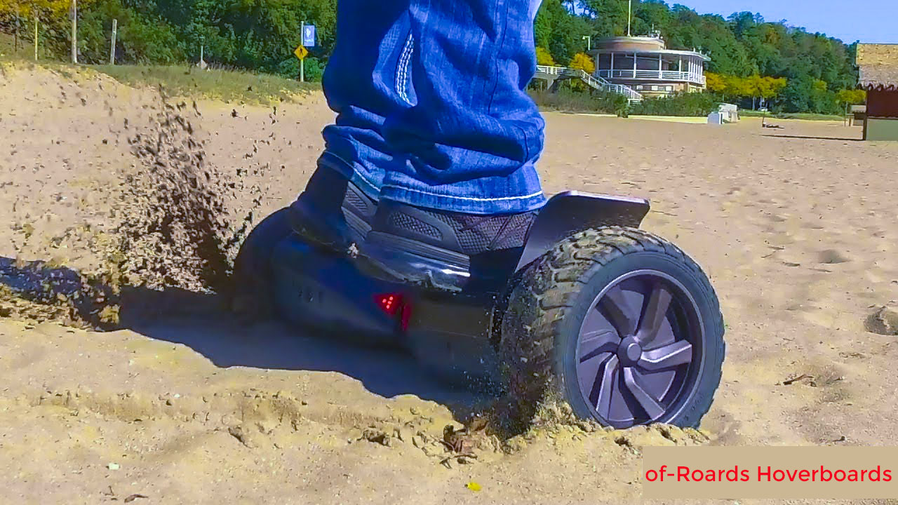 Best Off-road Hoverboards In 2021