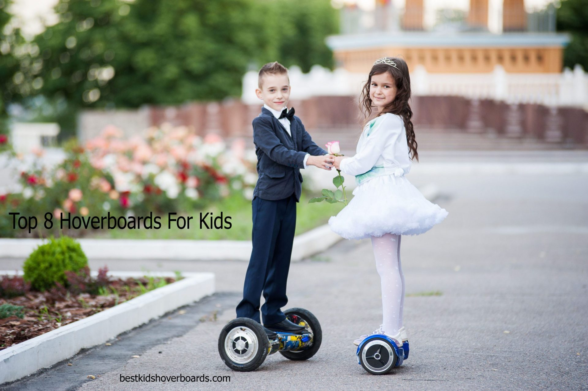 Top 8 Hoverboards For Kids